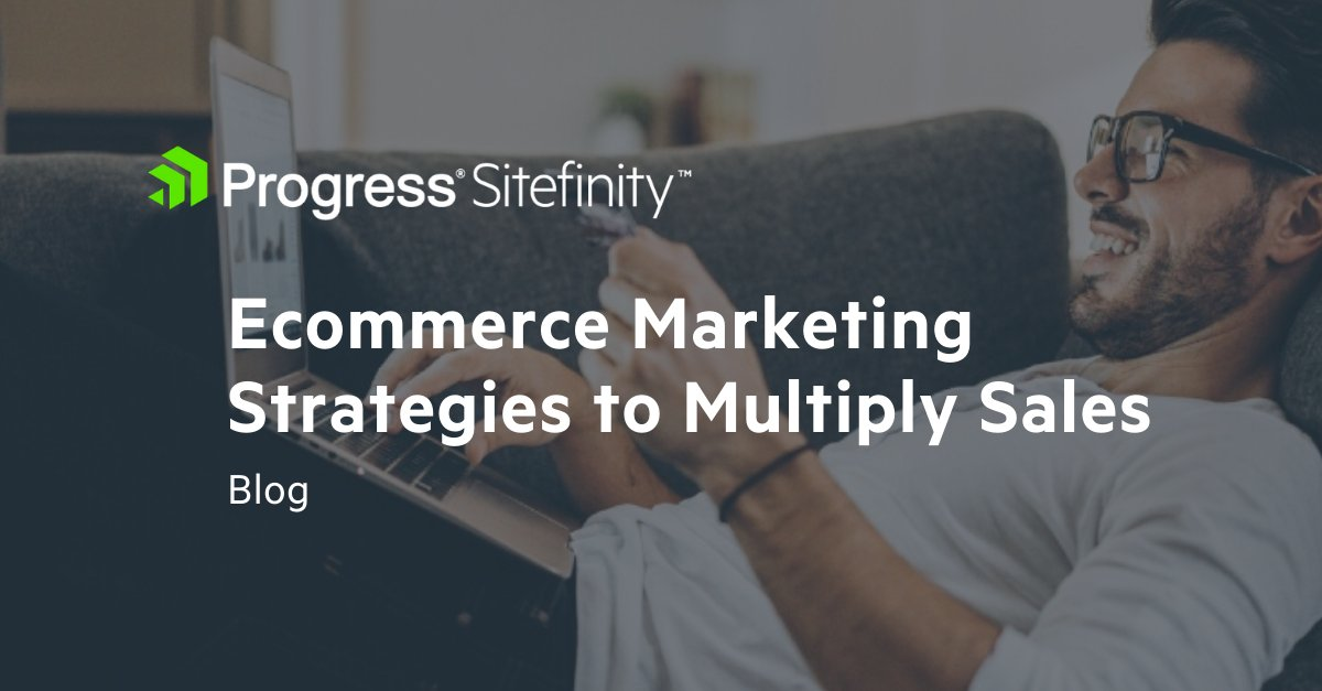 Hoping to drive more online sales in 2020? Here's how to flesh out your eCommerce strategy with #Sitefinity tools like the market-leading @Ucommerce platform and #Eloqua #marketingautomation: https://prgress.co/2WJEumh  #CMS #WCMSpic.twitter.com/ZZLQWq45Ka