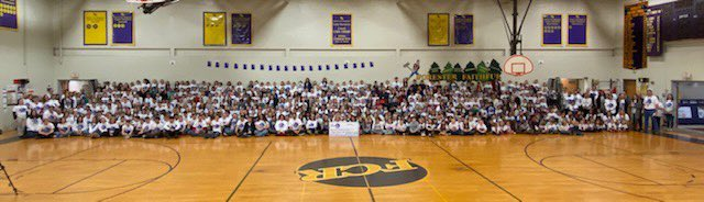 So proud of our Foresters for supporting those impacted by the Australian wildfires. Thank you to Mrs. Rachel Burnis and Mrs. Krista Tully for working with our community to raise $7500! GREAT job Foresters! You can still purchase a t-shirt or donate at: http://nepa4australia.compic.twitter.com/Bt9BbOgJUv