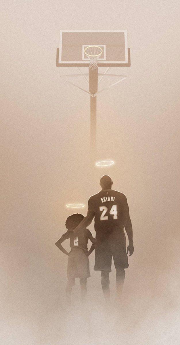 RIP Gigi and Kobe 🙏💛💜