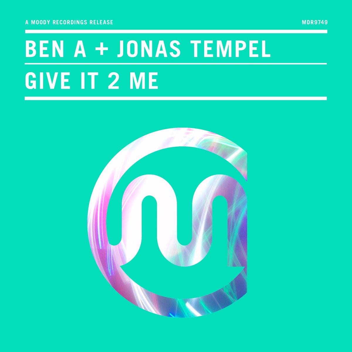 Give It 2 Me' exclusively on @beatport next Monday from @JonasTempel and @Ben_A_music !  #beatport #techhouse #techhousenation #Denver #NewMusicAlertpic.twitter.com/NV7BKQQOaW