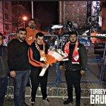 Image for the Tweet beginning: Adanaspor taraftar grubu Turbeyler,