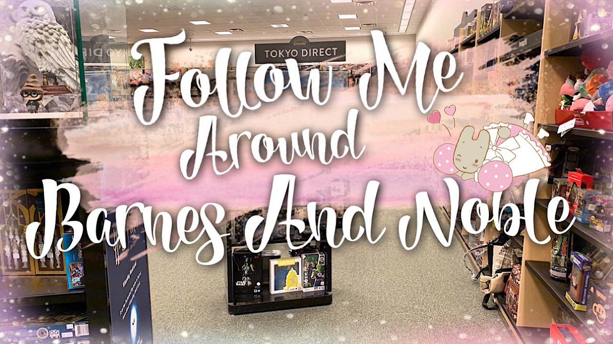 New #vlog up! 💗 . . . . #bestoftheday #BarnesAndNoble #bestoftheweek #bonbonsandbooks #funtimes  #puremi #michigander  #vlogger #youtuber :