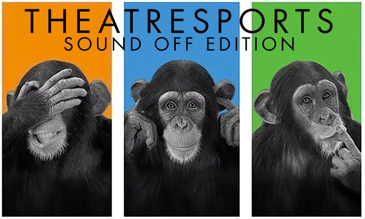 It's back!  Our collaboration with @theatresports continues for our 4th year running with Theatresports: SOUND OFF Edition.   Watch as Deaf and hearing improvisers go head-to-head in hilarious theatre combat with no language allowed!  http://www.soundofffestival.com/theatresportspic.twitter.com/gwMp8Ojrm5
