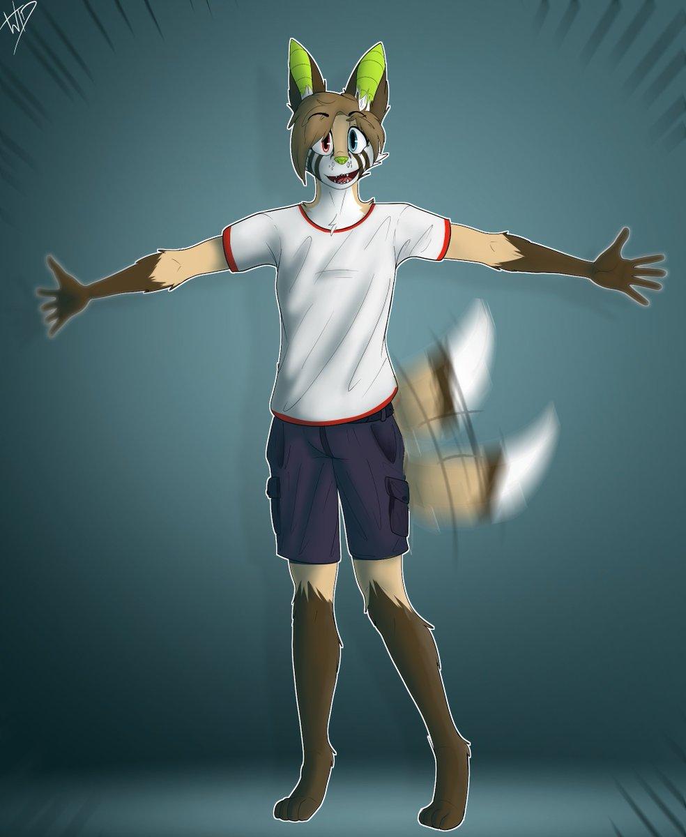 Just finished this commission for Jack !    ---  #furry #furryart #Furryartist #furryartworkpic.twitter.com/6mzBGC7qjN