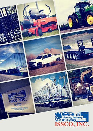 What industries does @issco_inc serve?   #OriginalEquipmentManufacturers #OEM #Agriculture #Automotive: Tier 2 Supplier #Construction: Buildings, Infrastructure & Industrial #HeavyEquipment Maintenance Repair & Operations #MRO #TruckTrailerManufacturing & Repairpic.twitter.com/LG1taHIN2m