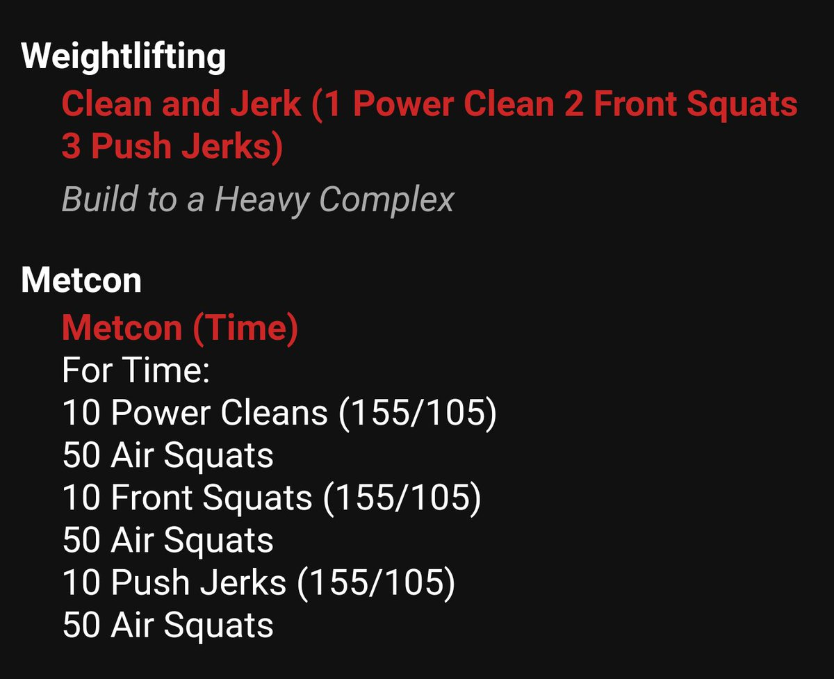 My quads are already burning just thinking of this #WOD  <br>http://pic.twitter.com/35MYpc40eF