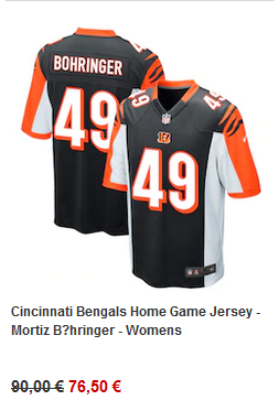 @zach_law Was Moritz Boehringer ever on the 53-man squad for the Bengals? lol.