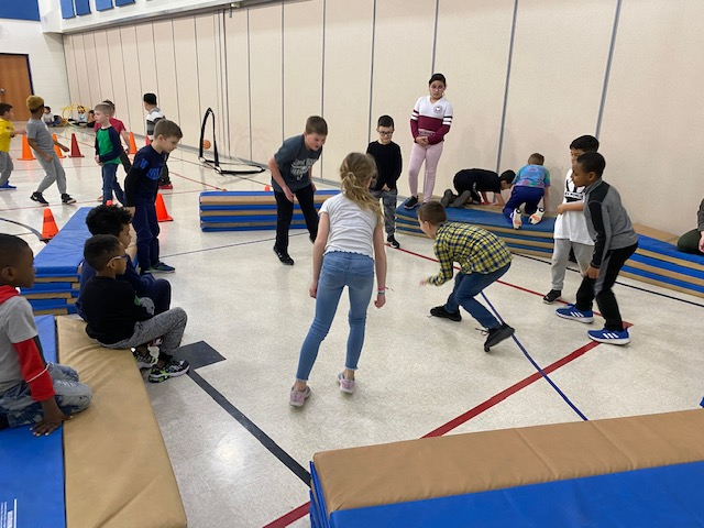 Hawk Fitness fun. #HatfieldHappenings #SoaringAboveAndBeyond #MondayMotivation