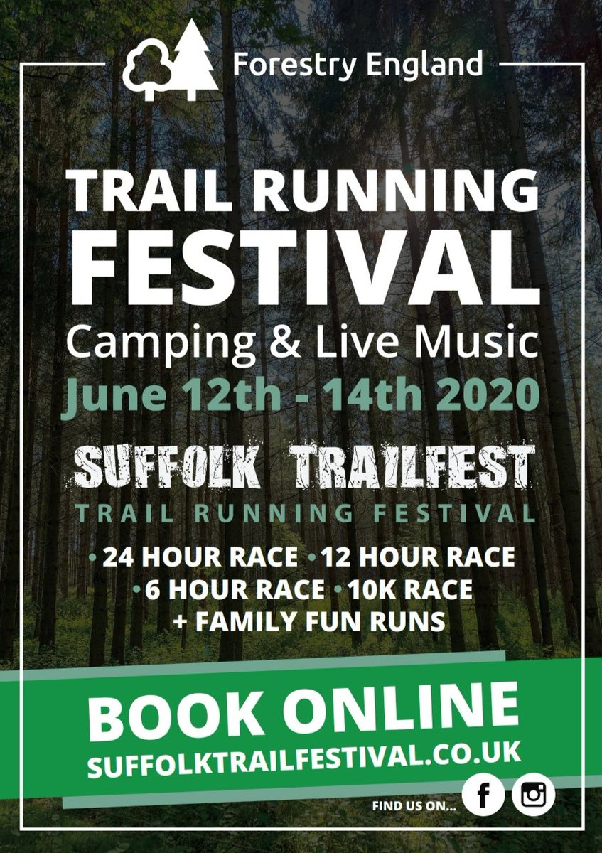 It's almost pay day folks!!  Entries are selling fast!   Book your summer challenge now http://www.suffolktrailfestival.co.uk    #suffolktrailfestival #stf2020 #summerchallenge #trailrunningpic.twitter.com/ijKUvXgfOC