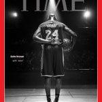 Hoe triest de aanleiding ook is, wat een schitterende cover van Time Magazine #KobeBryant