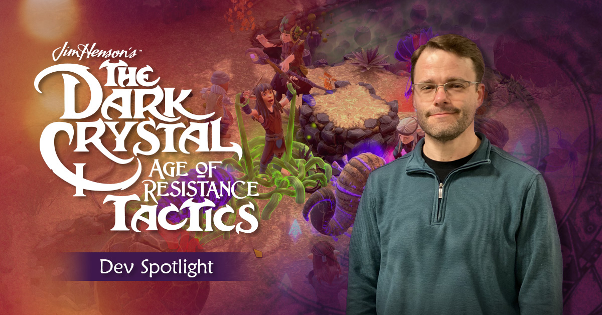 KitTeaCup interviews @BonusXP's Lead Programmer on @DCAORtactics Russell Brown!  Russell talks about making tactics games, designing heroes, and working with a beloved IP.  Check it out here! https://t.co/9F9mD2wsLp https://t.co/dnCwKJm4HT