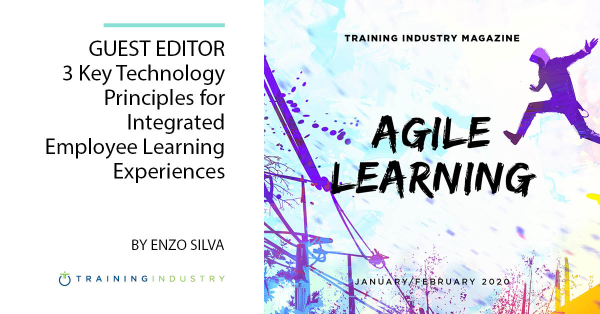 Technology can power integrated employee learning experiences in the context of everyday work. Learn how in this column. ow.ly/PENK50y1llG #TIMagazine