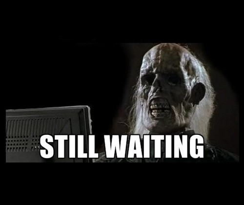 Me waiting for the day they put #wildatheart on Netflix... pic.twitter.com/uau2X4rF0O