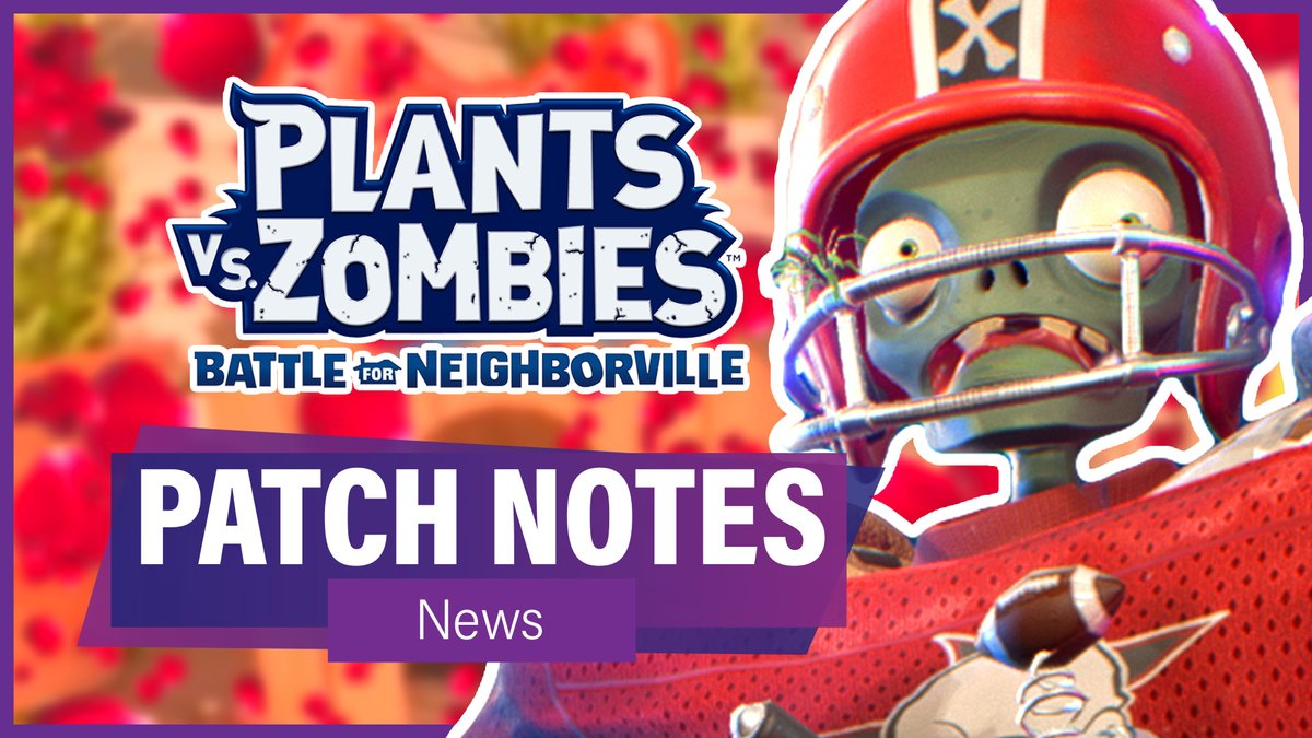 Check out all the important changes coming in tomorrow's balancing patch in my latest video :D #pvzbfn #plantsvszombies  https://www.youtube.com/watch?v=LLExefCV-oY…pic.twitter.com/0meocUJqhk