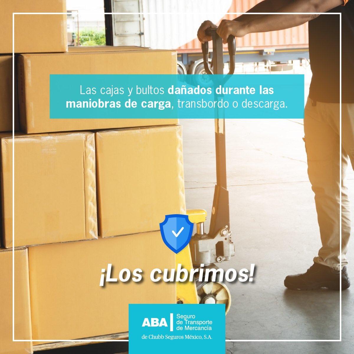 🚛 ¿Ya conoces nuestro seguro para el traslado de mercancía? Aquí puedes ver más detalles ➡️ https://t.co/GDvzc82NHV https://t.co/MtxcsO3igi