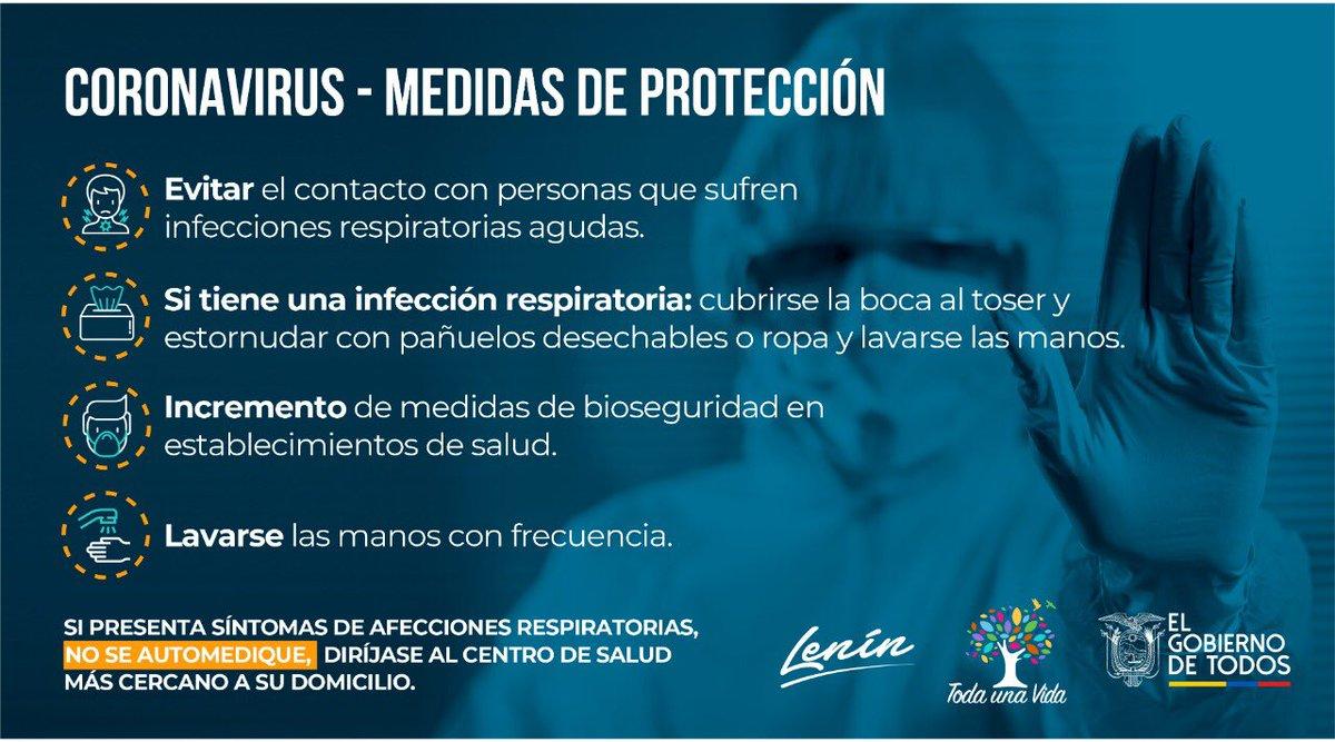 Secretaría De Derechos Humanos Del Ecuador On Twitter Prevenciónessalud Mantenerse En Calma Y Tomar Las Medidas De Prevención Es La Mejor Forma De Estar Sanos En Ecuador No Hay Casos Confirmados