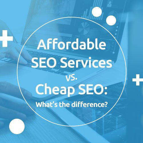 What's the difference between affordable SEO and cheap #SEO?    Read the debate in this article.   Do you agree?   https://buff.ly/36x8LaY via @davidsanchezrn & @digitalismedica   #SEOtips #marketingpic.twitter.com/nILbXBEFpZ