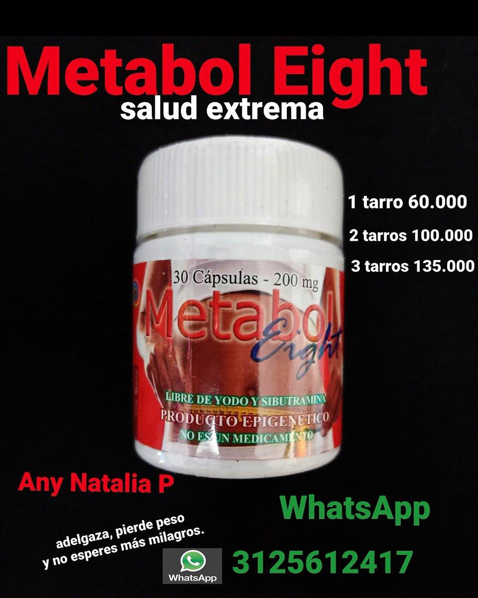 si sirve el metabol para bajar de peso