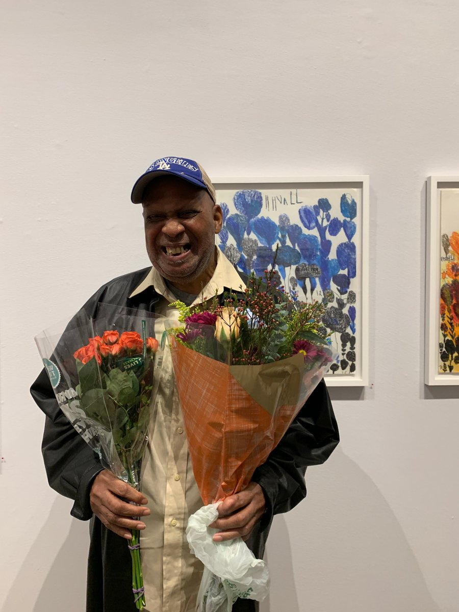 ...If you missed John Maull's incredible opening, no problem!  The show runs now until February 23rd!  Check out http://tierradelsolgallery.org for more details #BRAVO #Johnmaull #talentedartist #lagallery #IAMTierra #WeareTierra #Reachforthestars #ddilivesmatter #wecandoanythingpic.twitter.com/REl4fjyqYt