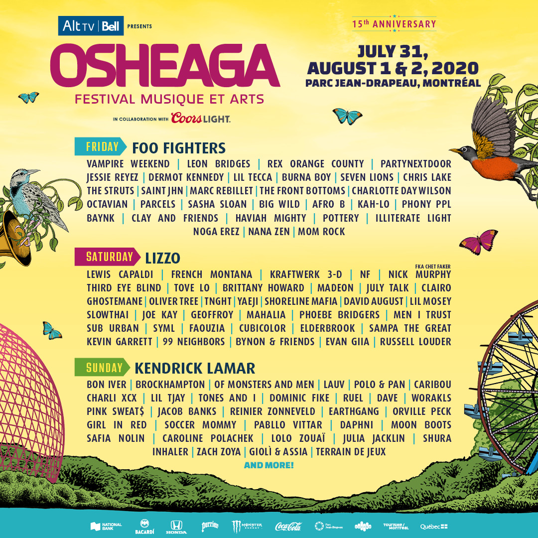 Let's do this Montreal! Excited to be playing at @Osheaga this summer!  Get festival passes at https://t.co/3aCgw9N6Xd #Osheaga   -mgmt https://t.co/TCFlC1rXBY