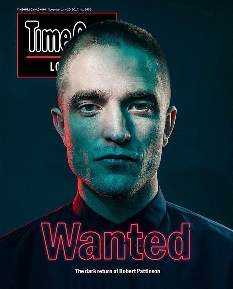 Robert Pattinson x Time Out London pic.twitter.com/clhZ9N7cF6