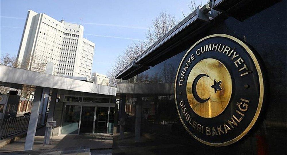 В МИД Турции осудили принятие Парламентом Сирии резолюции о признании Геноцида армян