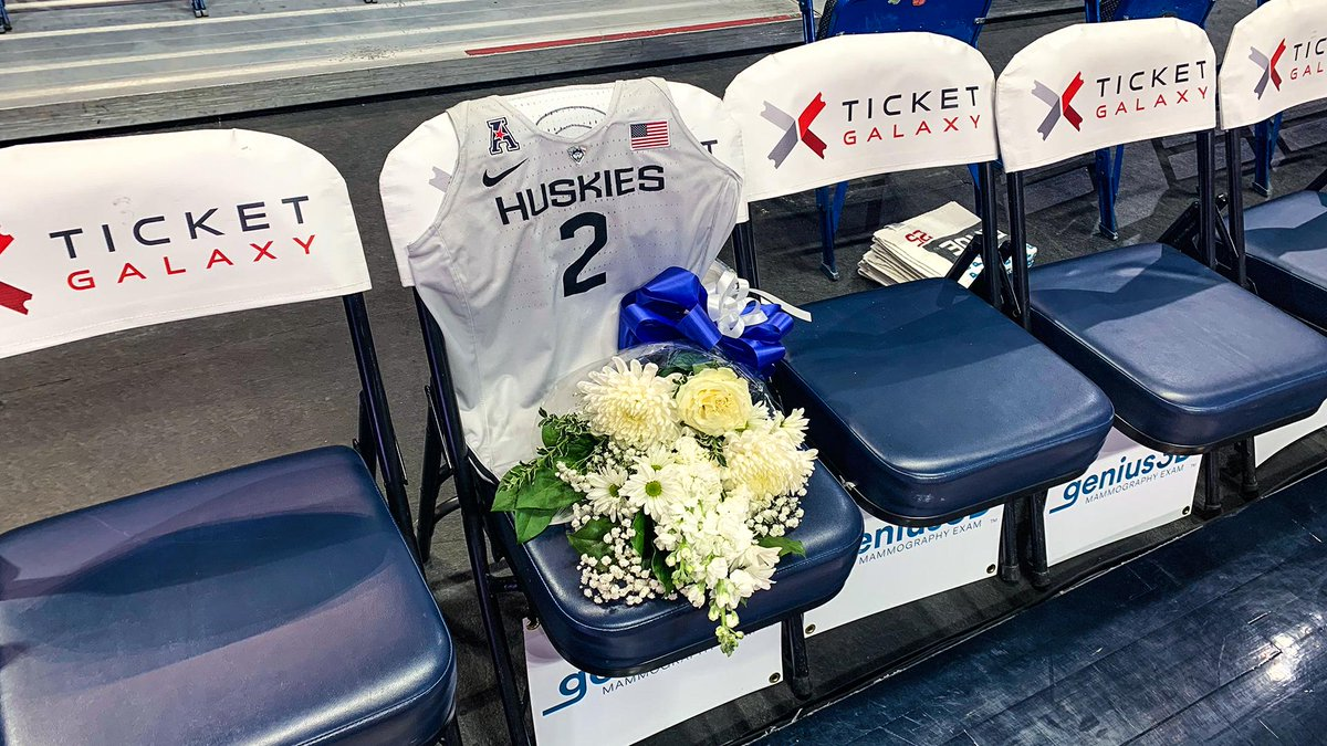UConn Women's Basketball Has An Amazing Tribute To Gianna Bryant