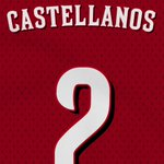 Image for the Tweet beginning: Nick Castellanos will wear No.