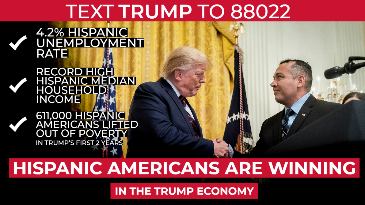 President Trump promised to Make America Great Again.  He's keeping his promises and delivering phenomenal results for all Americans!  Meanwhile, Democrats want to remove him from office because they can't accept the fact that they lost an election in 2016!