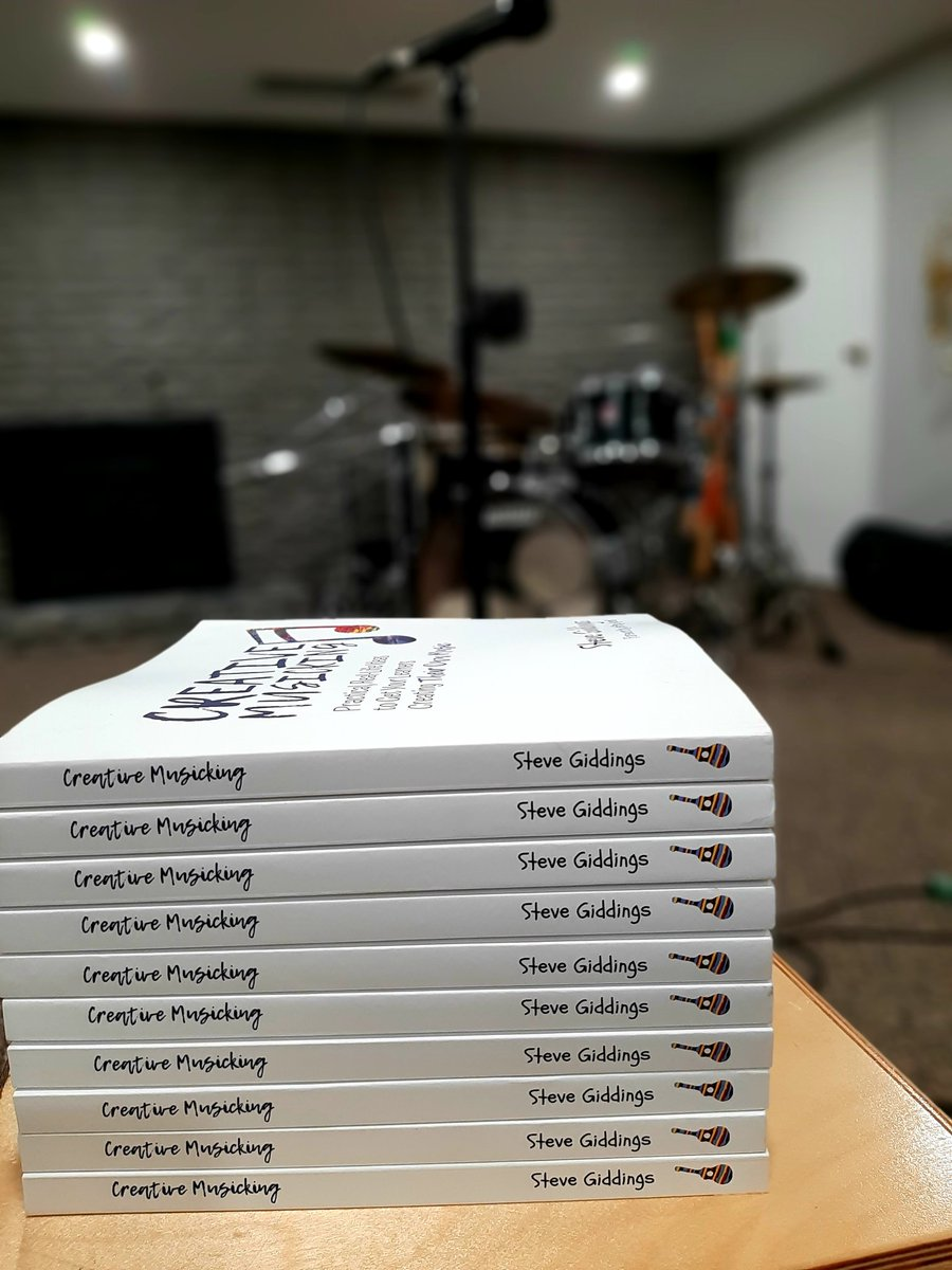 Getting some copies out to contest winners and pre-orderers. One of these could look this nice in your music room, too!  #creativemusicking #MusicEducation #creativity #musedchat #elmusedchatpic.twitter.com/2vkwZ7zObN