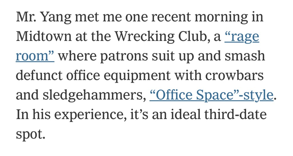 Um I just got to New York and how is this real   https://www.nytimes.com/2020/01/25/style/bowen-yang-snl.html  …