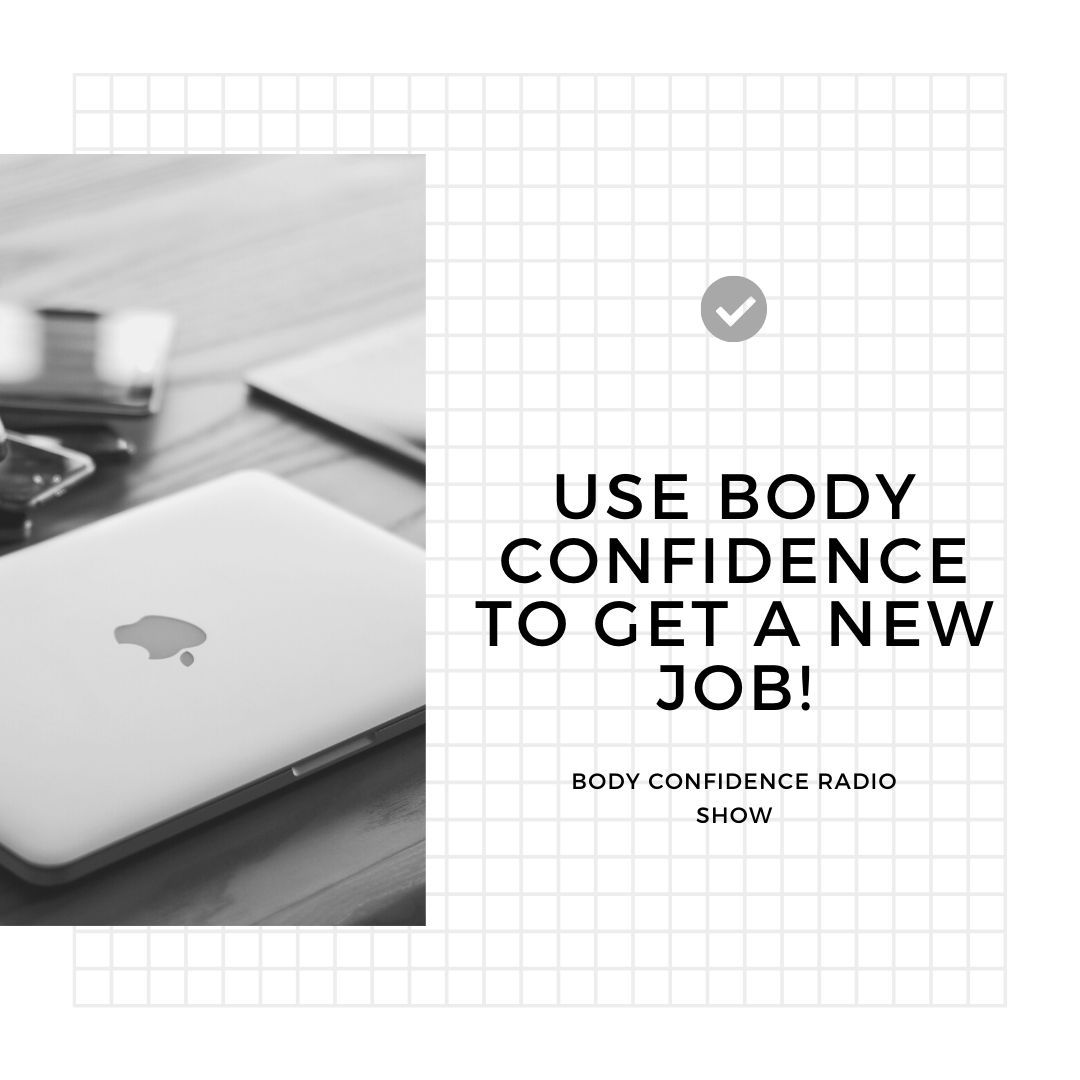 Use Body Confidence to Get a New Job!  Ready to start a new job - that feels like… you? Body Confidence can make it happen.  On this episode, get the tools and techniques you need to elevate your Body Confidence and get you out of judgment mode. https://buff.ly/2O4tj4fpic.twitter.com/6HEOOPwJkF