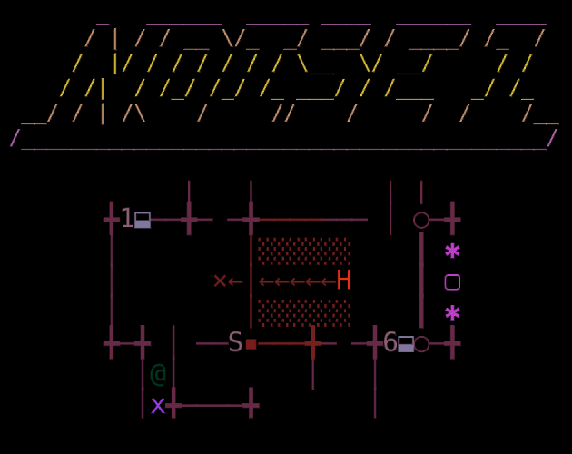 «NOISE1» is a posthuman stealth/horror terminal-operated unicode space opera, available only on illegal post-annex operating systems in the Free Sector. Available exclusively through @itchio ⇨  https:// chevyray.itch.io/noise1     <br>http://pic.twitter.com/c8AI1lENSU