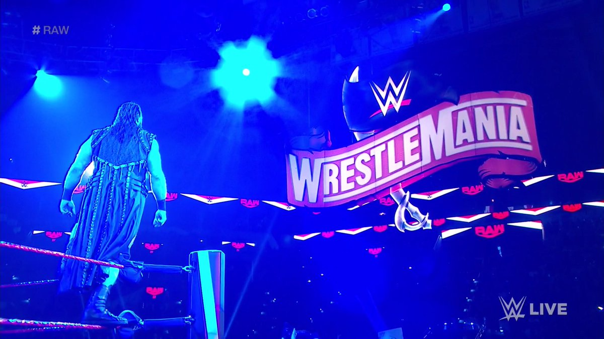 Drew McIntyre's WWE Title Shot Now Official For WrestleMania 36