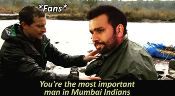 *when everyone knows Mumbai indians have only won in odd seasons but they are going even this ipl* <br>http://pic.twitter.com/J9tSEa8Rdk