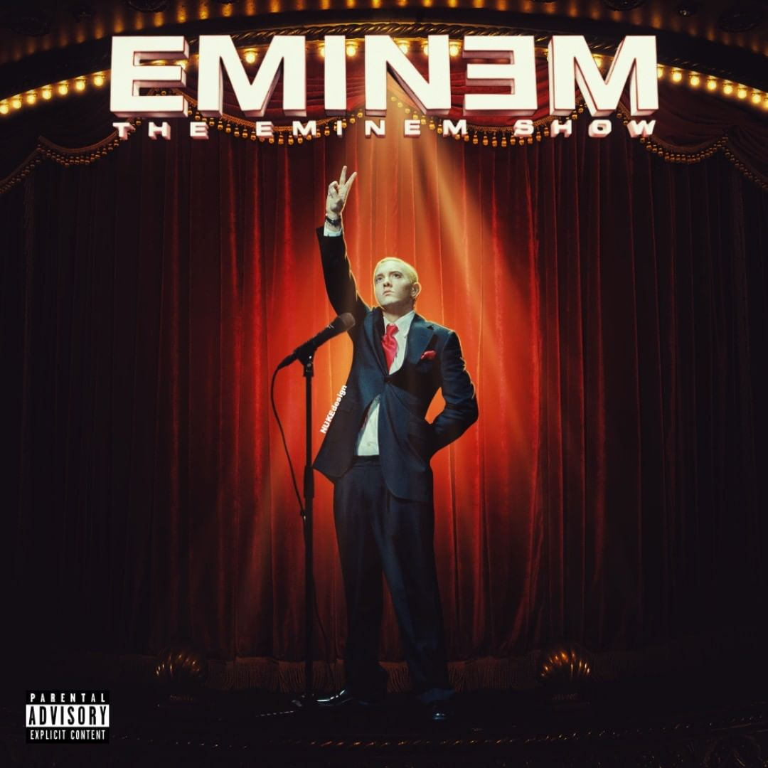 .@Eminems The Eminem Show has now over 2.3 billion plays on Spotify. Its his second album to reach this mark and the most streamed studio album of 00s.