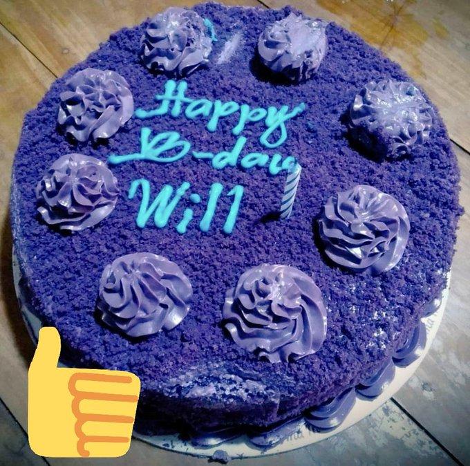 Happy birthday Willie revillame ako c Monica jone Ruiz ibigay ko sayo cake kuya Willie revillame