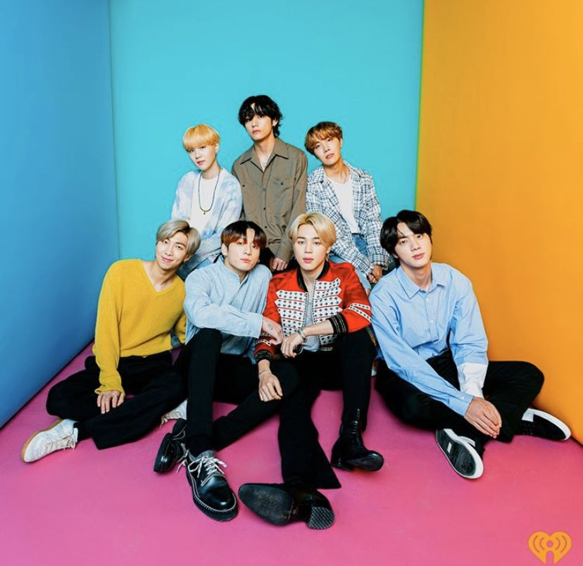 His reason...Our reason...The reason the Universe was made.@BTS_twt #iHeartBTS #BTSARMY #bts