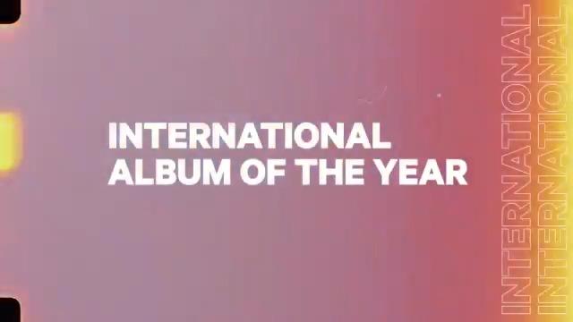 And the #JUNOS nominees are… International Album of the Year  🔸@ArianaGrande 🔸@billieeilish 🔸@edsheeran 🔸@thegreatkhalid 🔸@postmalone