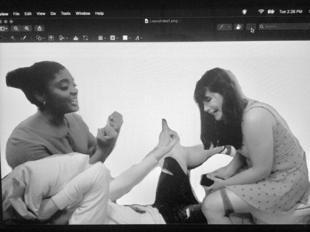 Experimenting with the thumbnails for the first episode of #SofaQueens.⠀ .⠀ .⠀ .⠀ #webseries #bts #behindthescenes #femalefilmmaker #womeninfilm #torontofilm #filmmaker #filmmaking #supportindiefilm #madetomake #womenfilmmakers #indiefilmmaker #filmm… https://ift.tt/2RxGWva pic.twitter.com/93ylxp4aWe