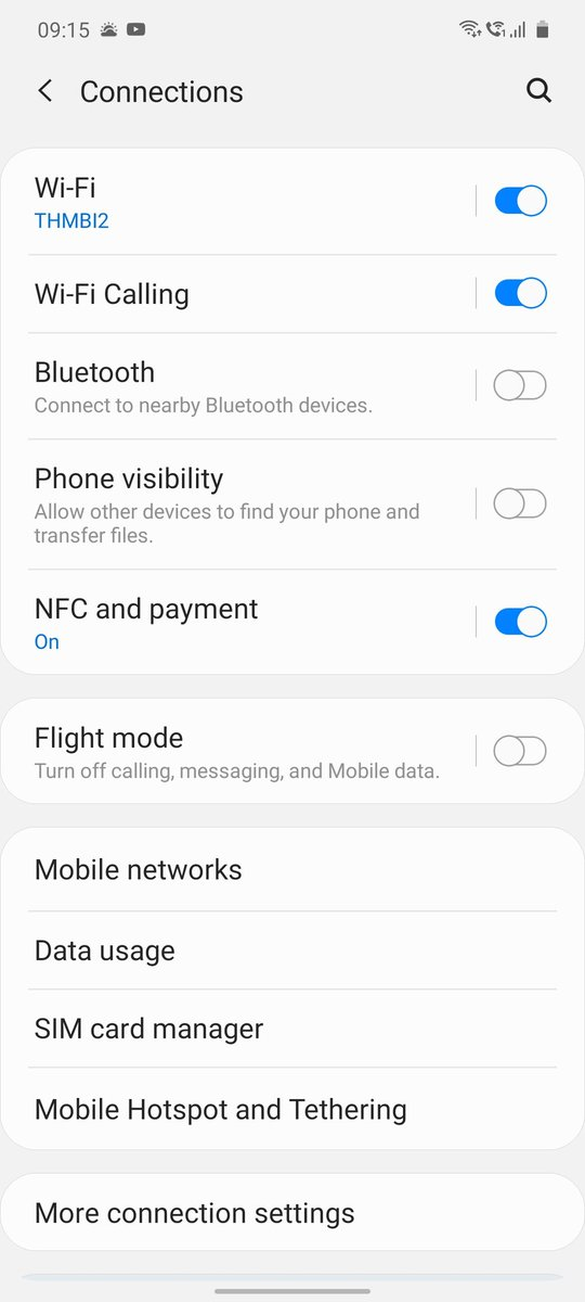 Ranjit On Twitter Nice To See New Smartphones Coming With Wifi Calling Support This Is The Samsung S10 Lite With My Airtel Sim Hyderbad For Me Wifi Has Changed How I Use