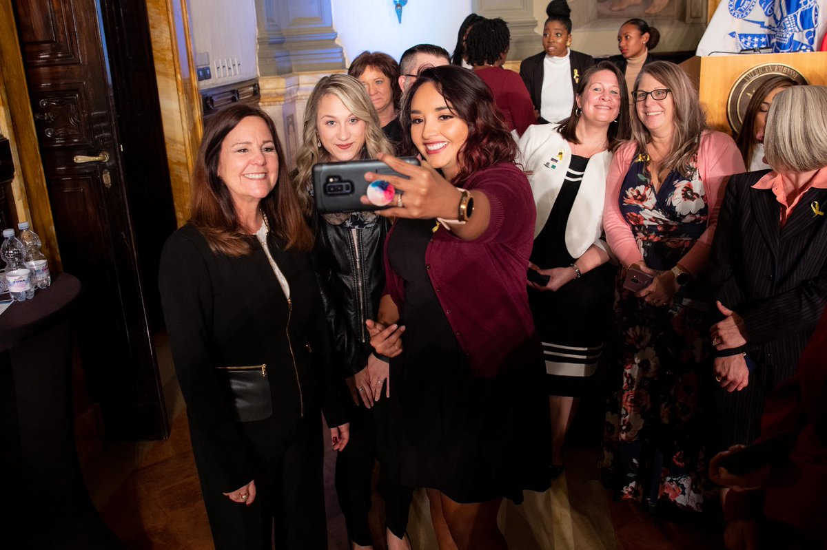 It was a wonderful experience to meet with our brave and strong military spouses in Italy last week. Thank YOU for the sacrifices you have made living overseas and enduring the unique challenges that come with it. Your service does not go unnoticed! 🇺🇸