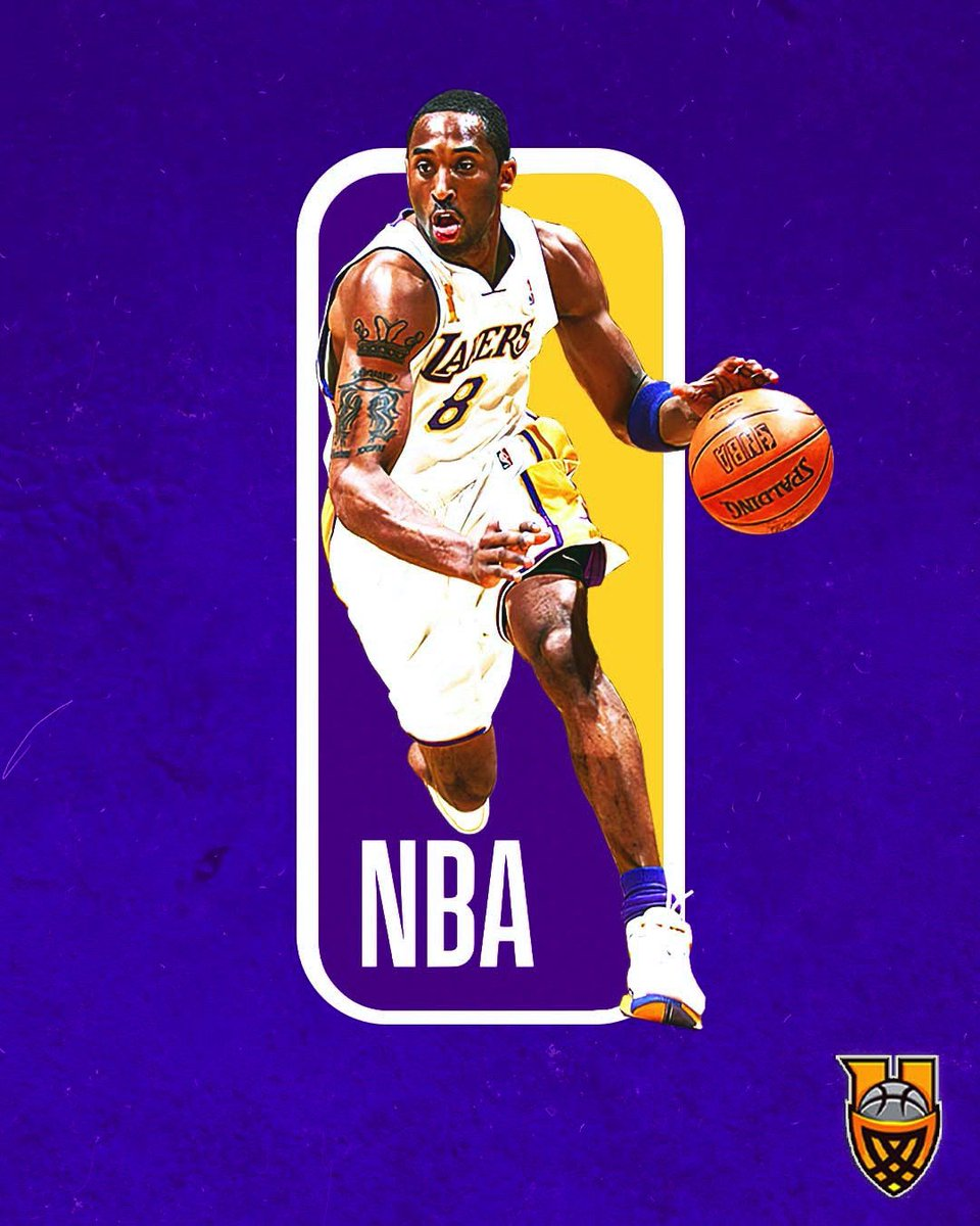 Replying to @TheHoopCentral: There is no argument; Kobe Bryant needs to be the logo.   Your move, @NBA.