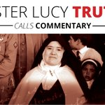 Image for the Tweet beginning: Sister Lucy Truth presents a