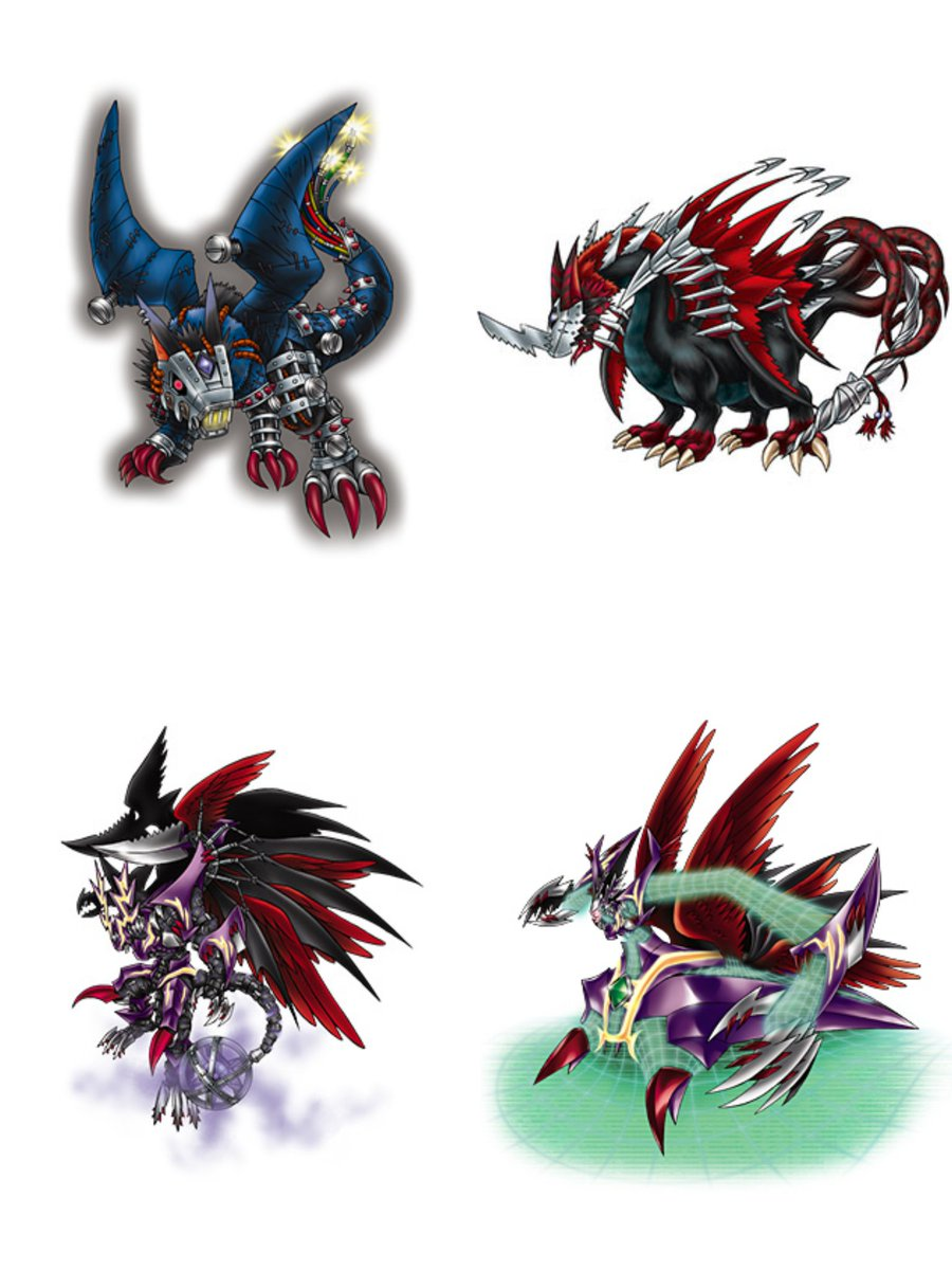 Digimon Tweets On Twitter Death X Mon Is The Apex Of The Death X Evolution He Cannot Be Considered A Digimon Because He Don T Have Any Digicore Death X Mon Is A Program That Only Acts When There S