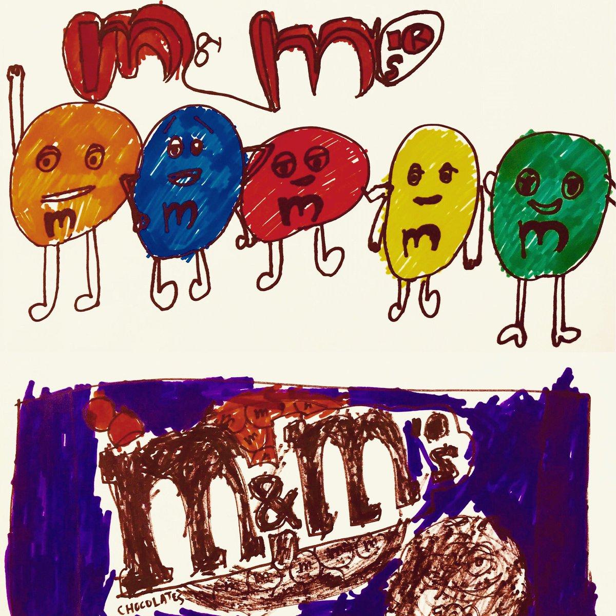 ペコラマーチ 今日のペコラマーチでは M M Sのイラストを描きましたよ ピーナッツ入りのと そうでないのがありますね とてもカラフルで楽しいです ペコラマーチ エムアンドエムズ Mandms イラスト