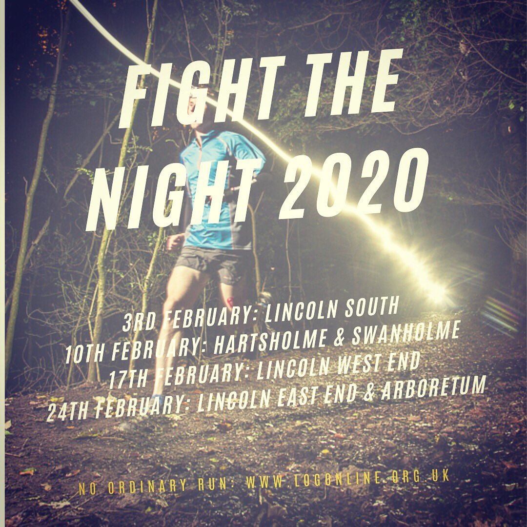 Sign up now http://www.logonline.org.uk  3rd Feb starts from Lincolnshire Runner Shop High St Lincoln...#Torchlight #Adventure #Sport #Explore #Running #Walking #Jogging