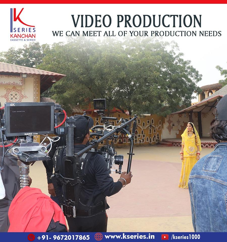 Video Production...#Kanchan_Cassette_And_Series #productionhouse #productionhouseinjaipur #corporatefilms #eventmanagemet #artistmanagement pic.twitter.com/TP6beZHtqJ