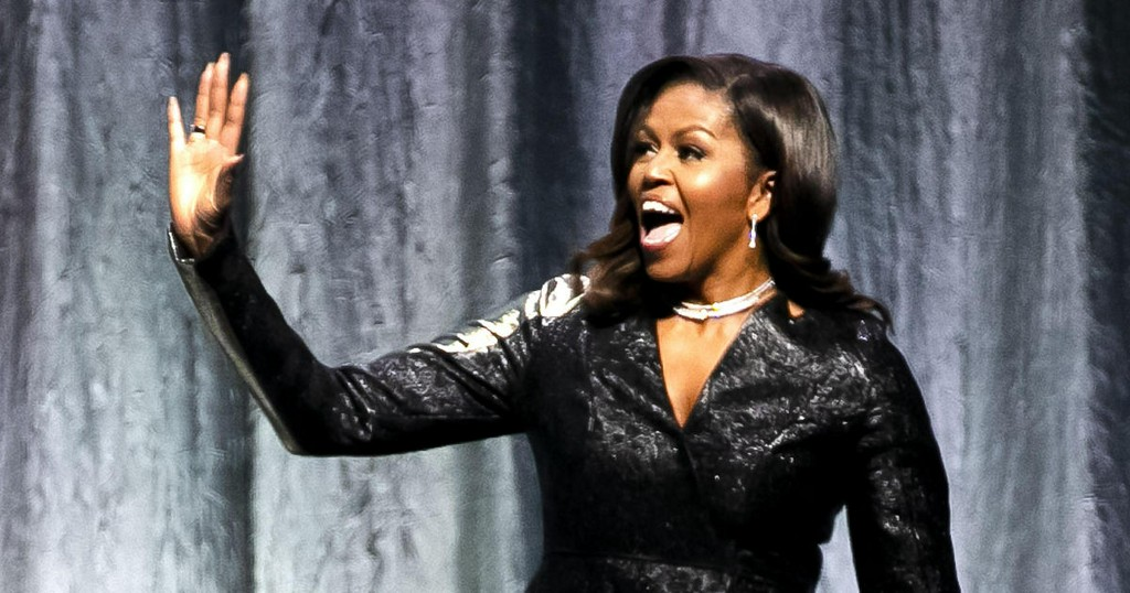 Michelle Obama wins her first Grammy Award and inches closer to EGOT status