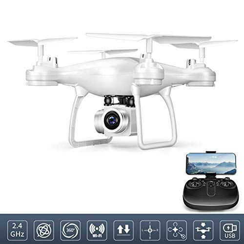 TEBIYOU Mini FPV Drone with Camera for Adults HD Live Video and Auto Return Home, RC Quadcotper Helicopter for Kids Beginners 26 Min Flight Time Long Range with Selfie Functions (White) http://droneonthemoon.com/tebiyou-mini-fpv-drone-with-camera-for-adults-hd-live-video-and-auto-return-home-rc-quadcotper-helicopter-for-kids-beginners-26-min-flight-time-long-range-with-selfie-functions-white/ …pic.twitter.com/CwrWYRI2fe